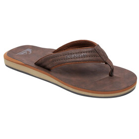Quiksilver Carver Nubuck Men Sandals solid demitasse